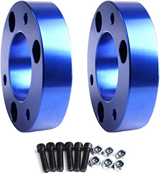"""Steel Front 2.5/"""" Lift Kit With Shock Extender Dodge Ram 1500 2009-2010 2WD"""