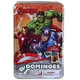 Games - Marvel - Avengers Dominoes Tin Box New 57703