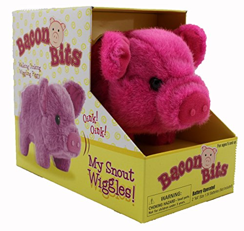 Westminster Bacon Bits, Small Pig, Pink (Walking Pig)