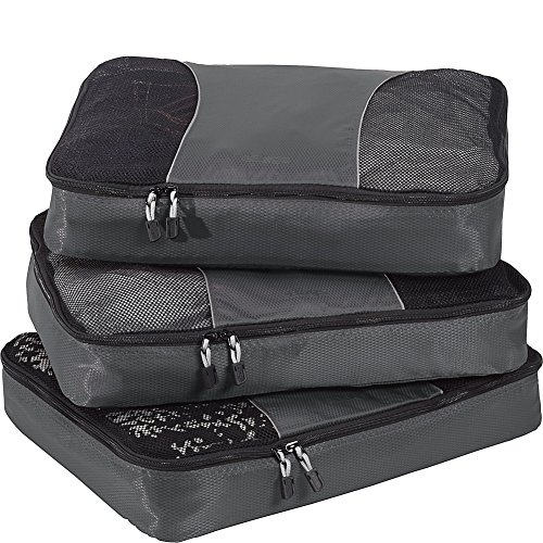 eBags Large Classic Packing Cubes for Travel
