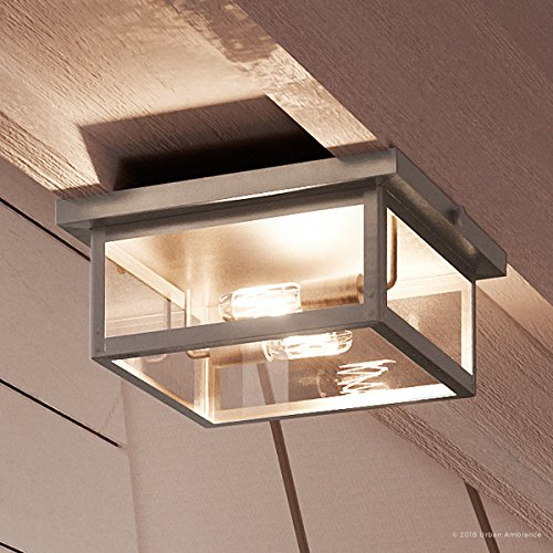 Luxury Modern Farmhouse Outdoor Ceiling, Small Size: 5.5