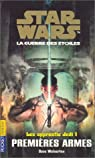 Star Wars - Les Apprentis Jedi, tome 1 : Premières armes par Wolverton
