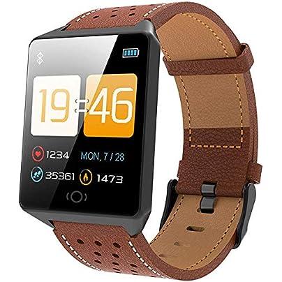 BEANBIAO Smart Wristband Heart Rate Monitor Smart Fitness Bracelet Blood Pressure Pedometer IP67 Waterproof Estimated Price -