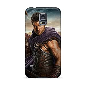 New Arrival Cover Case With Nice Design For Galaxy S5- Spartacus BY icecream design