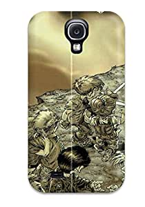 Galaxy S4 Well Designed Hard Case Cover Follow The Leader Protector