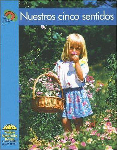 Nuestros Cinco Sentidos (Yellow Umbrella Books: Science Spanish)