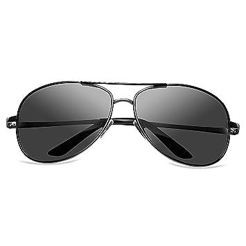 e21717fcf41 Zheino 5904 Full Mirror Sun Glasses Men Women Pilot Polarized Anti Glare  Driving Glasses Riding Sports Eyewear Grey
