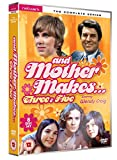 And Mother Makes Three & Five (Complete Series) - 8-DVD Box Set ( And Mother Makes Three / And Mother Makes Five ) [ NON-USA FORMAT, PAL, Reg.2 Import - United Kingdom ]