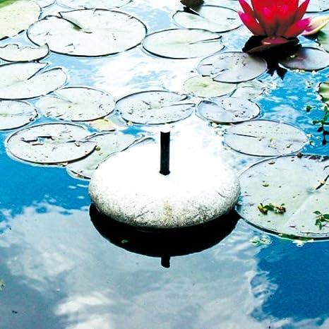 Eisfreihalter Teich Treibkorper Styropor O30cm Velda Amazonde Garten