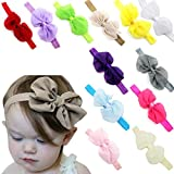 Best Misaky baby care Bottom Cloth Diaper Sets - Misaky Hairband for Baby Girls Headband Hairband Elastic Review