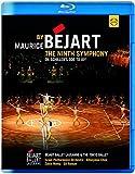 ベートーヴェン : 「第九交響曲」 / モーリス・ベジャール 振付 (The Ninth Symphony by Maurice Bejart) [Blu-ray] [輸入盤] [日本語帯・解説付]