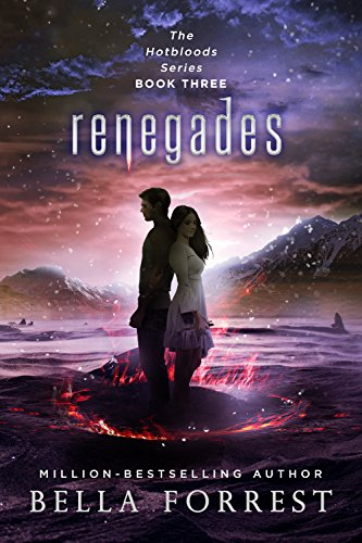 Hotbloods 3: Renegades cover