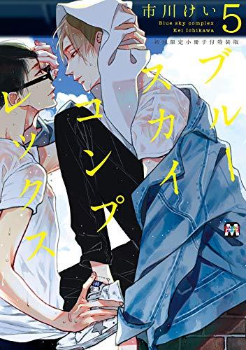 ブルースカイコンプレックス5初回限定小冊子付特装版 (マーブルコミックス)
