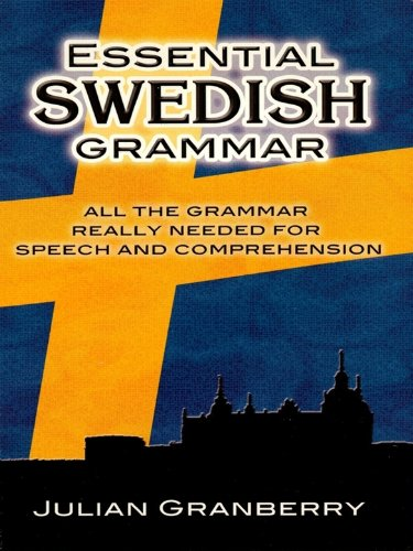 Essential Swedish Grammar  Dover Language Guides Essential Grammar   English Edition