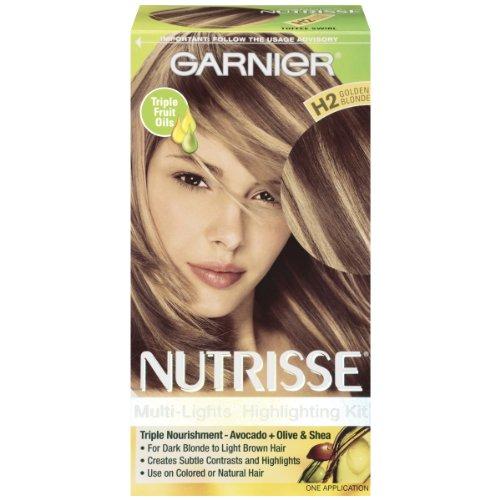 Garnier Nutrisse Crème Nourrissante couleur, H2 Golden Blonde Toffee Swirl
