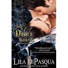 The Duke's Match Girl (Fiery Tales Book 3)
