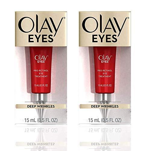 0lay Eyes Pro-Retinol Eye Treatment for Deep Wrinkles - 0.5