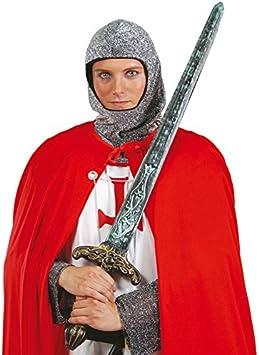 FIESTAS GUIRCA Espada de plástico Medieval Espada bárbara para el ...