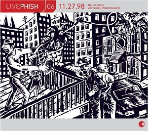 Live Phish Vol. 6: 11/27/98, The Centrum, Worcester, Massachusetts by Elektra / Wea