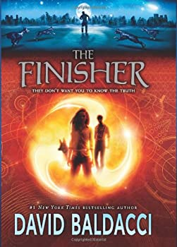 The Finisher 0545652200 Book Cover
