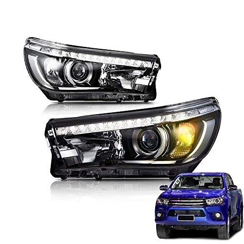 toyota hilux accessories front - 2