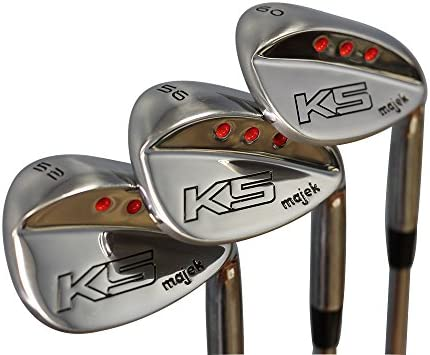 Majek Golf Men's Complete Wedge Set 52 Gap Wedge GW