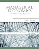 Bundle: Managerial Economics: a Problem-Solving Approach, 2nd + MBA Primer Version 2 Printed Access Card for Managerial Economics : Managerial Economics: a Problem-Solving Approach, 2nd + MBA Primer Version 2 Printed Access Card for Managerial Economics, Froeb and Froeb, Luke M., 0538771240