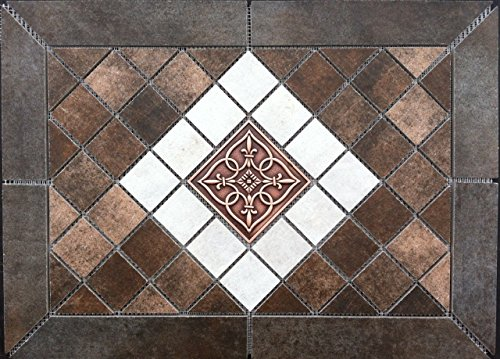 Cotto Tile Flooring (21 1/2