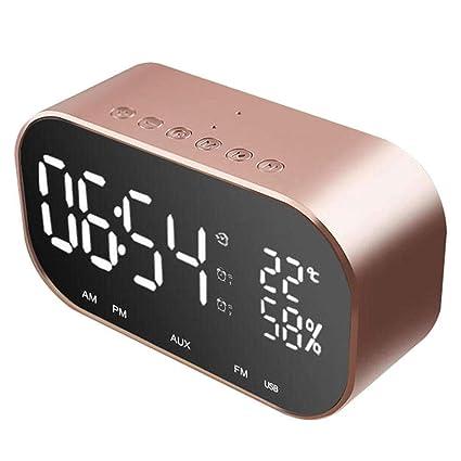 Amazon.com: Sammid Mini Bluetooth Speaker, Home Fashion ...
