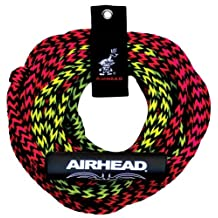 Kwik Tek Airhead 2 Rider Tube Rope 2 Section Float by Airhead