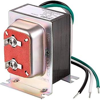 Amazon Com Maxdot Doorbell Transformer Compatible With