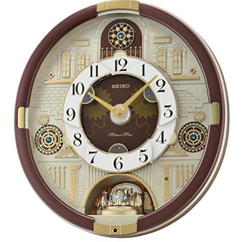 Seiko Clock Crystal - Seiko Melodies in Motion Wall Decor Clock