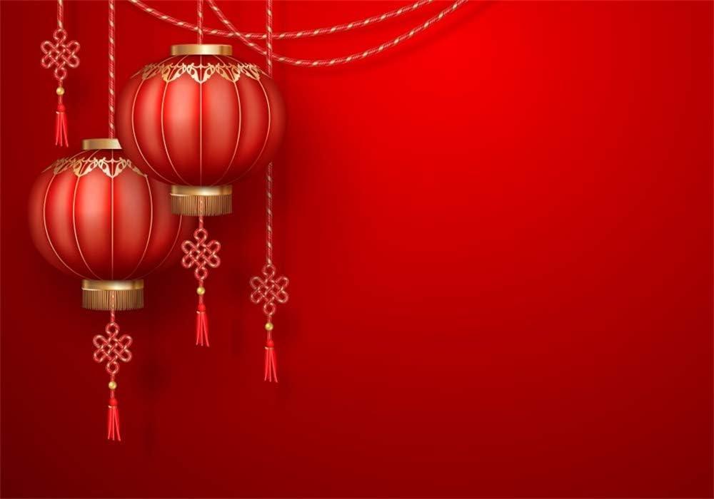 Amazon Com Aofoto 9x6ft China Festive Red Lanterns Background Chinese Spring Festival Traditional Wedding Party 2020 New Year Backdrop Chinatown Holidays Lantern Festival Decoration Photo Studio Props Vinyl Camera Photo