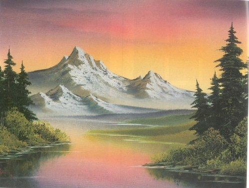Bob Ross DVD Joy of Painting Series 24 (Joy Of Painting Series 2)