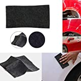 Pausseo Car Eraser,Scratch Repair Tool Scratches Remove Magic Remover Cloth Fast Fix Clear Coat Nano Material Surface Rags For Automobile Light Paint Scuffs Car Accessories (5PCS)