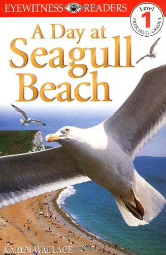 DK Readers: Day at Seagull Beach (Level 1: Beginning to Read) by DK Children