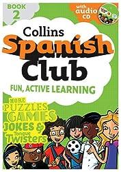 Spanish Club Book 2 (Collins Club): Bk. 2
