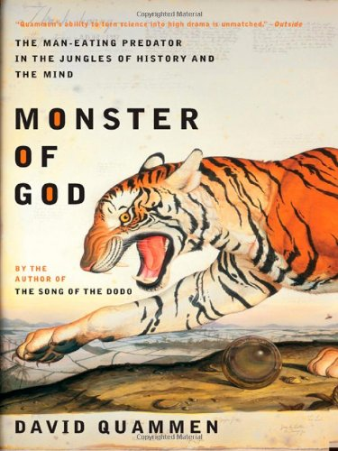 Monster of God: The Man-Eating Predator in the Jungles for sale  Delivered anywhere in USA