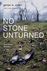 No Stone Unturned: An Ellie Stone Mystery (Ellie Stone Mysteries) by James W. Ziskin (2014-06-10) Paperback