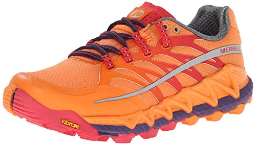 Mujer Morado De Zapatillas Out Running Merrell Peak All qwYna1