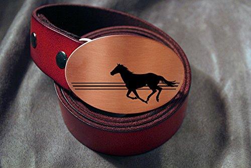 Equestrian Buckle - 9