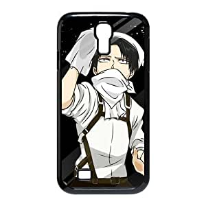 Attack on Titan Levi.Ackerman Custom Design Ipod Touch 4 Hard Case Cover phone Cases Covers