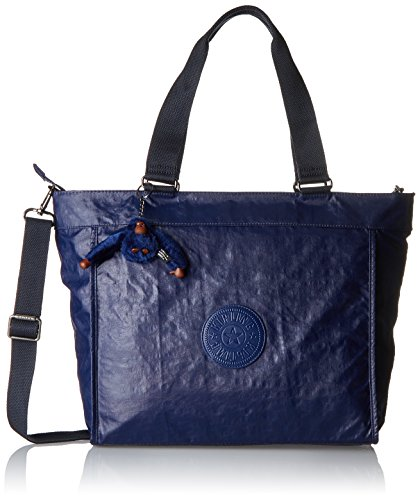 Tote Shopper New - Kipling New Shopper L Tote Women's Shopper Bag 48.5 x 34 x 17.5 cm Blue Size: UK One Size