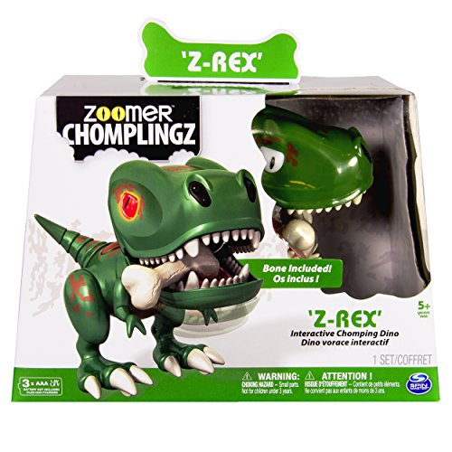 Zoomer Chomplingz – Z-Rex Interactive Dinosaur by zoomer (Image #1)