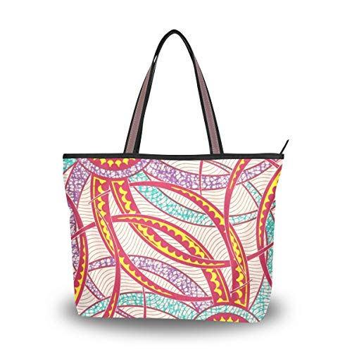 Tote Bag With Ancient...