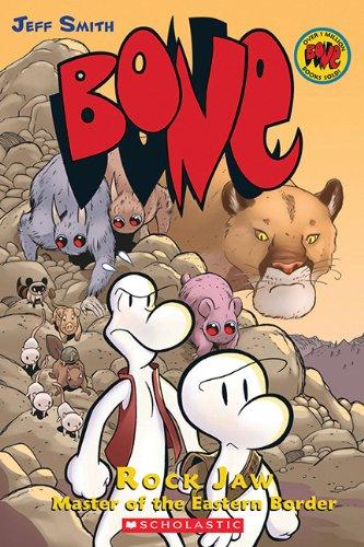 Bone: Rockjaw Master of the Eastern Border HC