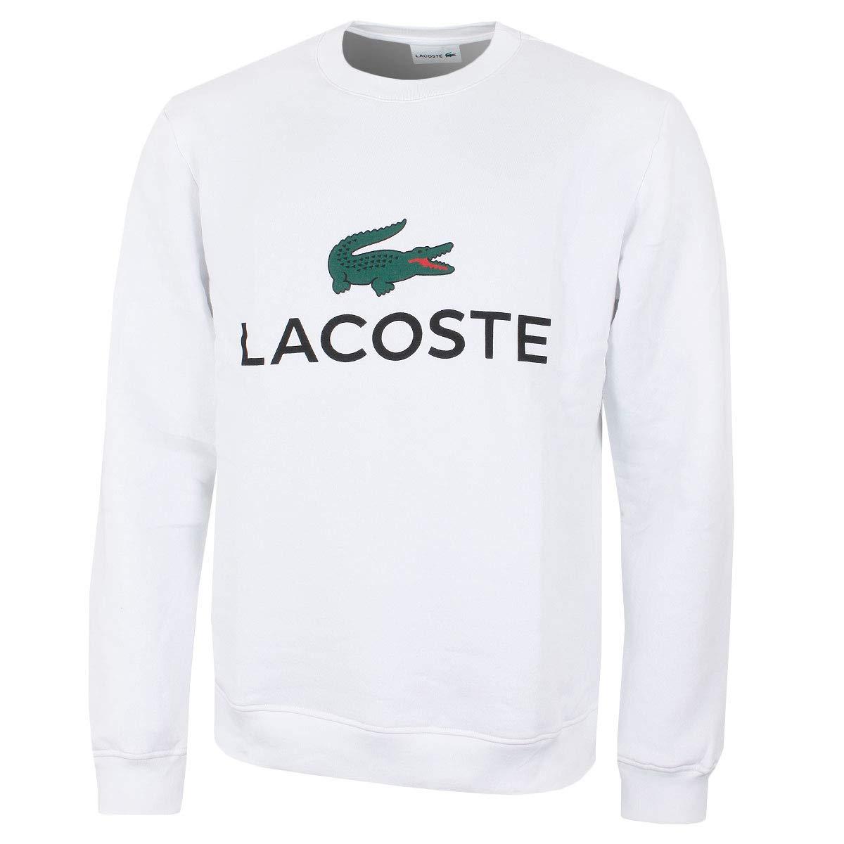 Lacoste Men's Sweatshirt Lacoste Men' s Sweatshirt SH0605