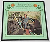 Sonny & Cher All I Ever Need Is You Cher Signed Autographed Lp Record Album with Vinyl Framed Loa
