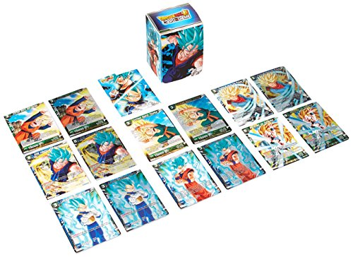 DRAGON BALL SUPER TCG MIGHTY HEROES EXPANSION PACK SET
