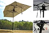 Triangular Stand Support for Car Tent